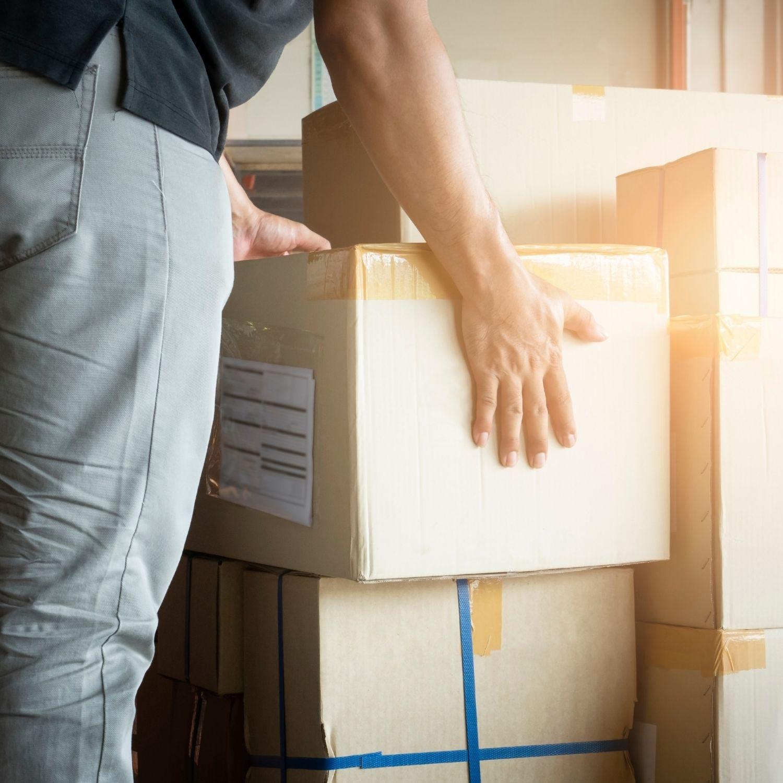 prestataire stockage et logistique messagerie palette